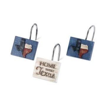 Avanti Home Sweet Texas 12-Pc. Shower Hook Set Bedding