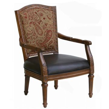 Stefano Accent Chair by Greyson Living - See Product Description - See Product Description (Brown)