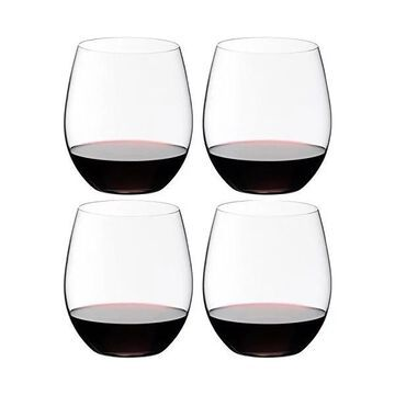 Riedel O Wine Tumbler Cabernet/Merlot, Set of 4, Clear, 7414/0