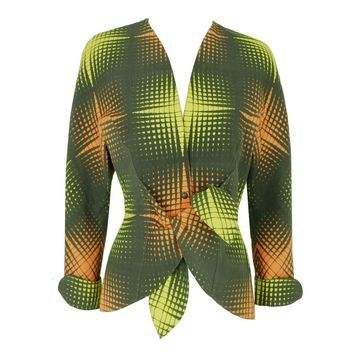 Thierry Mugler \N Multicolour Wool Jackets