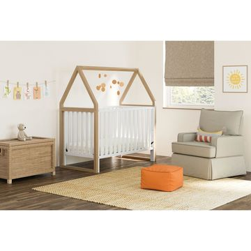 Storkcraft™ Orchard 5-in-1 Convertible Crib in Driftwood