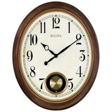 Bulova Jefferson Wall Clock