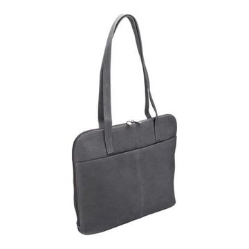 LeDonne Women's Moderno Business Tote LD-8042 Gray - US Women's One Size (Size None)