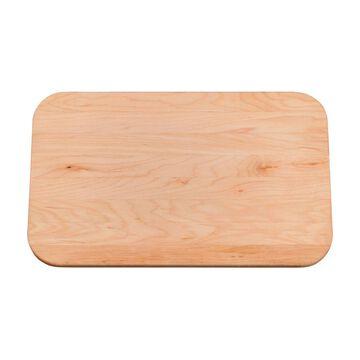 KOHLER 8.75-in L x 12.25-in W Cutting Board in Brown   6515-NA