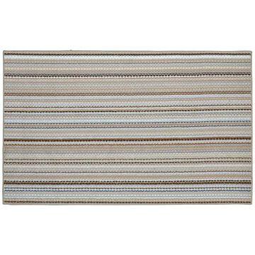 Garland Rug Carnival Stripe Rug, Multicolor, 6X9 Ft