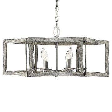 Brookline 6-Light Pendant by Savoy House