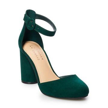 LC Lauren Conrad Hydrangea Women's High Heels