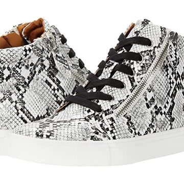 Report Amali (Black/White) Women's Shoes