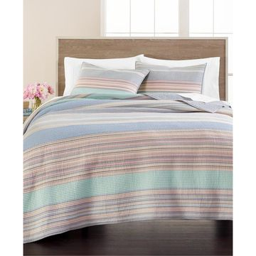 Stillwater Cove King Quilt, Created for Macy's
