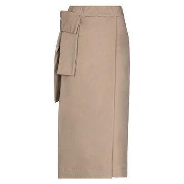 ALPHA STUDIO Long skirt
