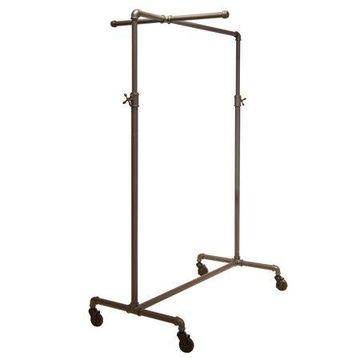 Econoco Pipeline Adjustable Ballet Rack with 1 Cross Bar