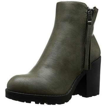 Call it Spring Women's Afadosen Boot, Khaki, 8.5 B US