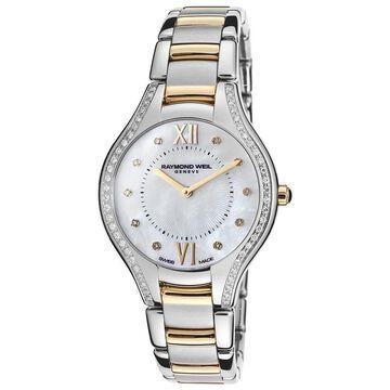 Raymond Weil Women's 5132-SPS-00985 Noemia Diamond Watch
