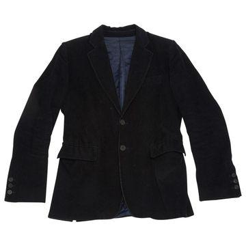 Apc \N Navy Velvet Jackets