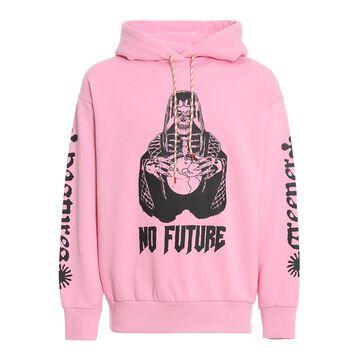 Aries No Future Hoodie