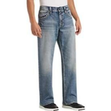 Silver Jeans Co. Light Blue Wash Relaxed Fit Jeans