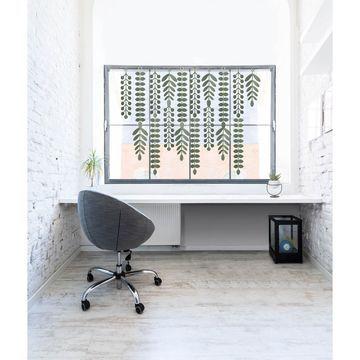 Umbra 1009568 Vines 18 Piece Paper Wall Sculpture Set by Adrienna Matzeg - N/A