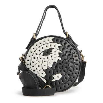 AmeriLeather Dream Catcher Pouch Handbag, Multicolor
