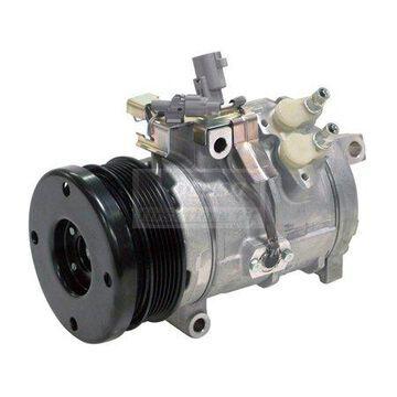 Denso New w/ Clutch A/C Compressor