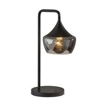 Adesso Eliza Table Lamp, Black