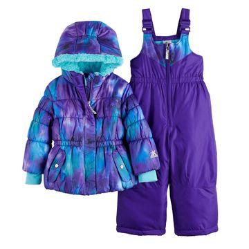Toddler Girl ZeroXposur Snowsuit