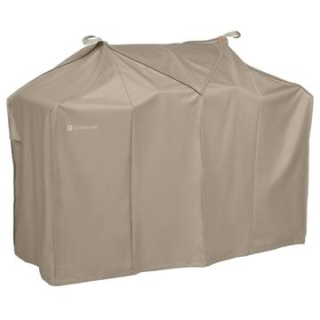 Storigami Easy Fold Large BBQ Grill Cover Tan - Classic Accessories