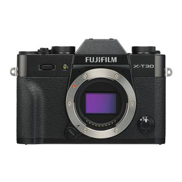 Fujifilm X-T30 Mirrorless Camera (Body Only, Black)