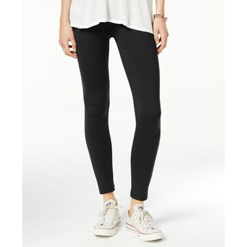 Juniors' Ultra-Soft Solid Leggings