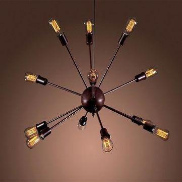 Warehouse Of Tiffany Pendant Ceiling Lights -Black