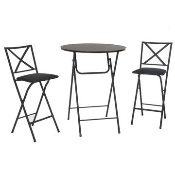 COSCO Bistro Table & Chair 3-piece Set