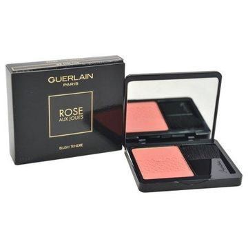 Rose Aux Joues Tender Blush # 02 Chic Pink by Guerlain for Women - 0.22 oz Blush