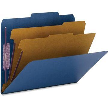 Smead SafeSHIELD Fasteners 2 Divider Classification Folders