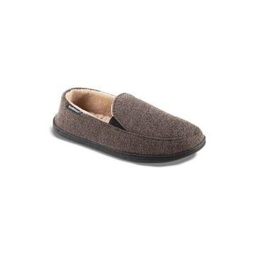 Isotoner Men's Peyton Closed Back Slippers With Memory Foam -