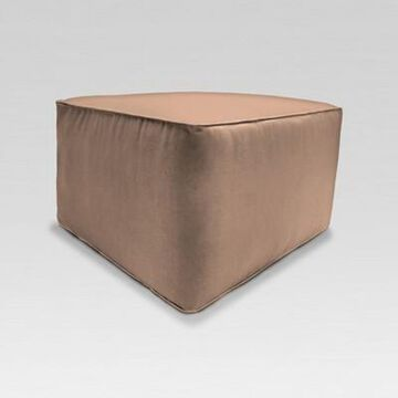 Outdoor Square Pouf/Ottoman - Jordan Manufacturing