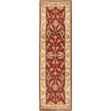 Artistic Weavers Oxford Isabelle 2-Foot 3-Inch x 14-Foot Rug in Red