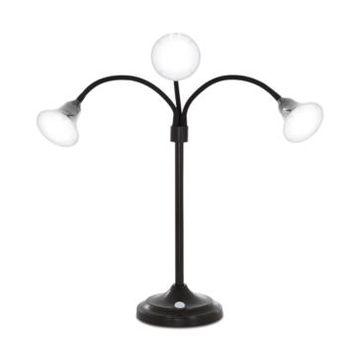 Lavish Home 3 Head Desk Led Lamp