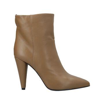 ERIKA CAVALLINI Ankle boots