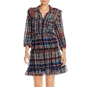 Shoshanna Selina Plaid Dress