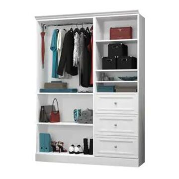 Versatile by Bestar 61-inch 3-drawer Storage Unit
