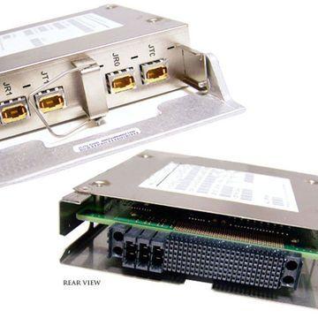 IBM HCAI-0 3GB 12x IB-SDR Fan-Out Card NEW 60H4165 Level 31 Fan-Out Module Bulk