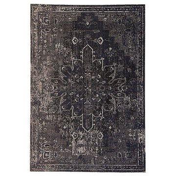 Jaipur Isolde Indoor/Outdoor Area Rug - Color: Black - Size: 5 ft x 7 ft 6