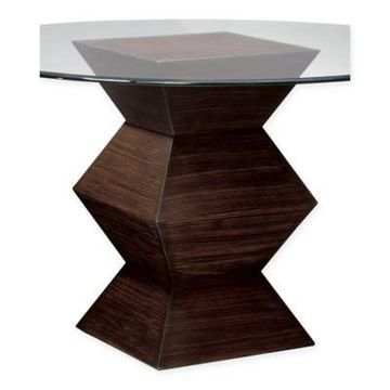 Sterling Industries Wood Hohner Table
