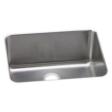 Elkay Lustertone ELUH231710 Single Bowl Undermount Stainless Steel Sin