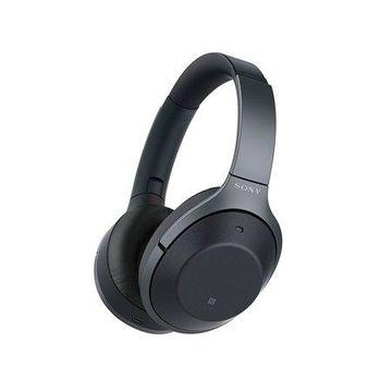 Sony WH1000XM2 Premium Noise Cancelling Wireless Headphones   Black (WH1000XM2/B)