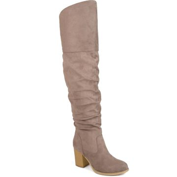 Journee Collection Women's Extra Wide Calf Kaison Boot Women's Shoes