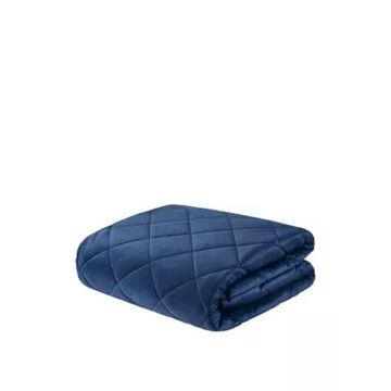 Beautyrest Luxury Quilted Mink 12 Lb Weighted Blanket - -