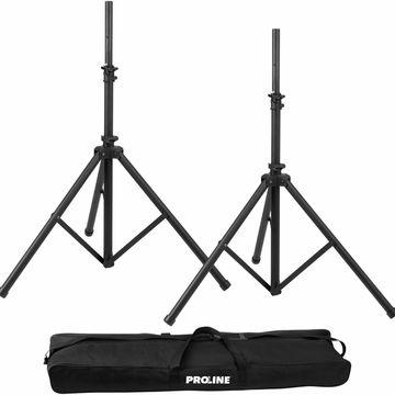 PLSPK2 Speaker Stand Set w/ Bag