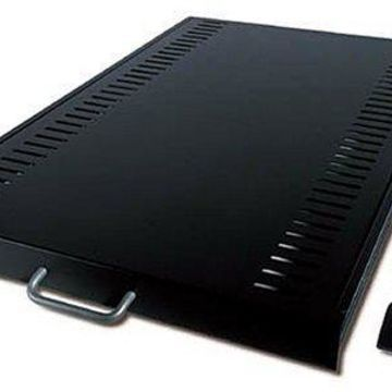 Schneider Electric 516326B APC AR8123BLK Sliding Shelf 100lbs/45.5kg (Black)