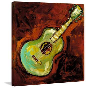 Marmont Hill - Handmade Pick Me III Print on Wrapped Canvas