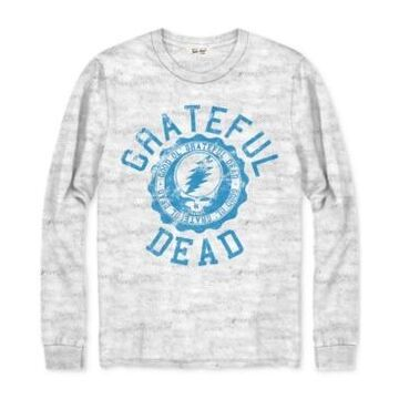 Junk Food Cotton Grateful Dead Long Sleeve Graphic Tee